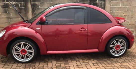 Vw Beetle 2000 Automatic