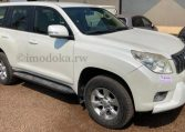 2013 Land cruiser Automatic