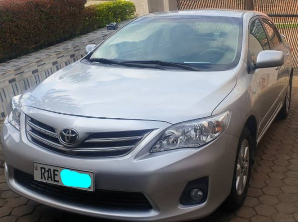 2012 Toyota Corolla Automatic