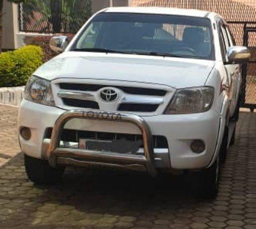 2006 Toyota Hilux Vigo