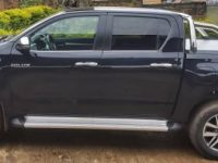 2018 Toyota HILUX Double Cabin