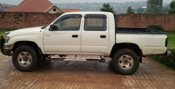 Toyota Pickup Double Cabin