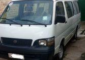 Toyota HIACE Minibus