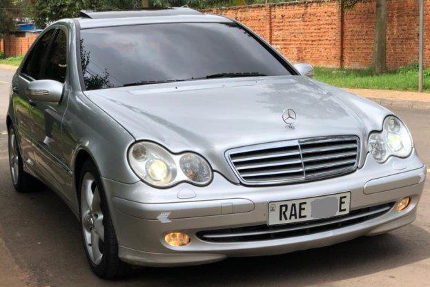Mercedes Benz Kompressor