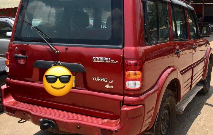 2006 Mahindra Scorpion