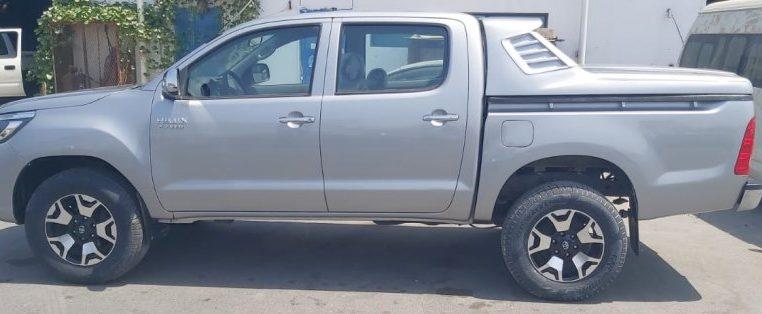 Toyota Hilux Vigo Automatic