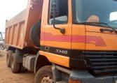 Benz Actros 3340